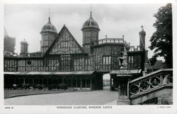 HORSESHOE CLOISTERS, WINDSOR CASTLE
