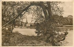 NORTH SIDE WALLINGFORD BRIDGE