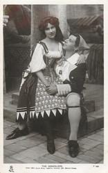 TESSA (MISS JESSIE ROSE), GUISEPPE PALMIERI (MR. RICHARD GREEN)