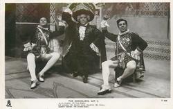 ACT II., MARCO PALMIERI (MR. PACIE RIPPLE), DON ALHAMBRA DEL BOLERO, GRAND INQUISITOR (MR. CLULOW), GIUSEPPE PALMIERI (MR. RICHARD GREEN)