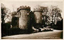 THE CASTLE, WHITTINGTON, SALOP