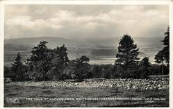 THE VALE OF ALFORD FROM WHITEHOUSE (ABERDEENSHIRE)
