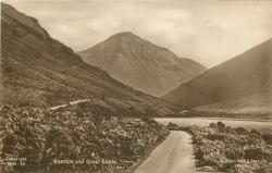 WASDALE AND GREAT GABLE