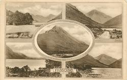 5 insets WASTWATER/WASDALE & GREAT GABLE/WASDALE/WASTWATER/WASTWATER & GREAT GABLE