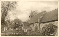 PYRFORD CHURCH
