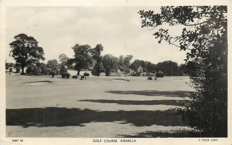 GOLF COURSE, KIRKELLA