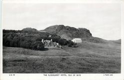 THE FLODIGARRY HOTEL