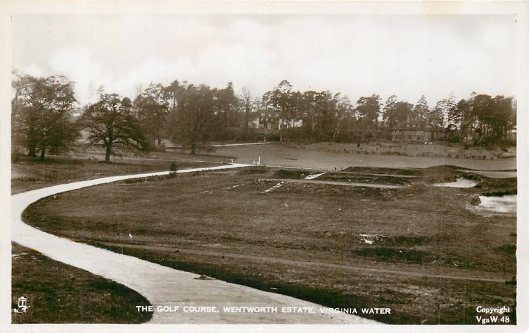 THE GOLF COURSE, WENTWORTH ESTATE