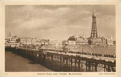 NORTH PIER AND TOWER