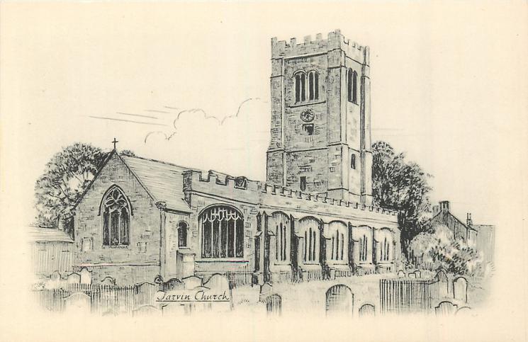 TARVIN CHURCH exterior view