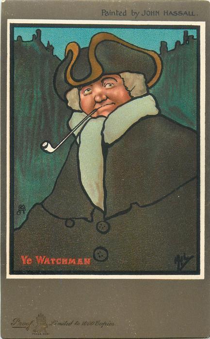 YE WATCHMAN