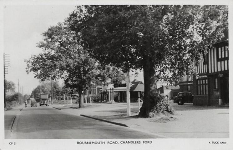 BOURNEMOUTH ROAD