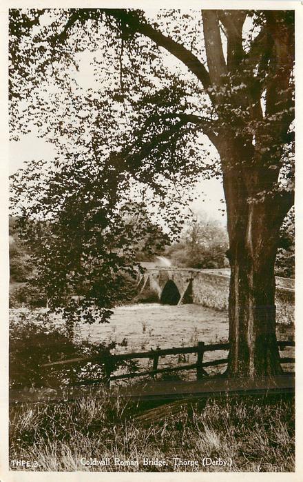COLDWALL ROMAN BRIDGE