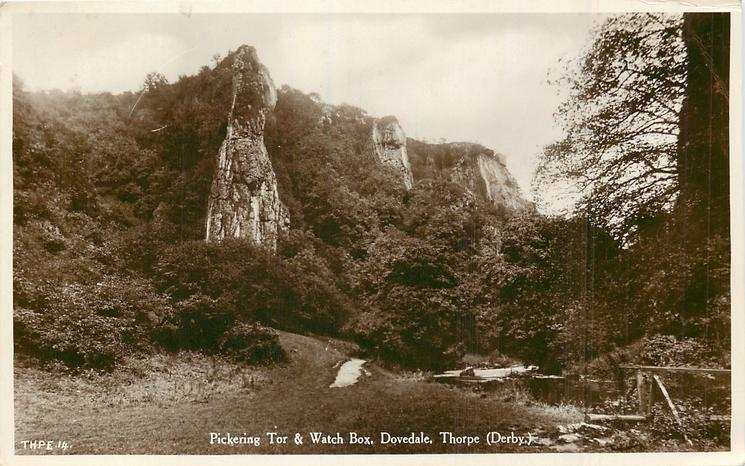 PICKERING TOR & WATCH BOX, DOVEDALE