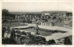 TYNEMOUTH PARK PROMENADE