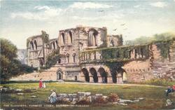 THE CLOISTERS, FURNESS ABBEY