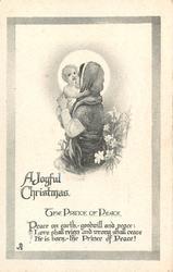 A JOYFUL CHRISTMAS THE PRINCE OF PEACE
