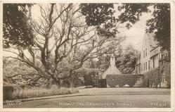 DARNLEY'S TREE, CRAIGMYLE HOUSE