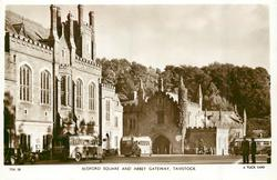 BEDFORD SQUARE AND ABBEY GATEWAY