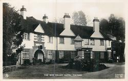 THE WYE VALLEY HOTEL