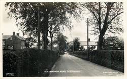 BOLESWORTH ROAD