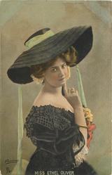 MISS ETHEL OLIVER