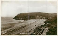 ST. BEES HEAD AND BEACH