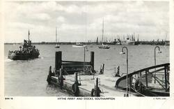 HYTHE FERRY AND DOCKS
