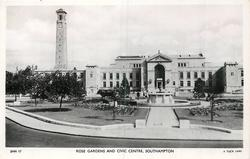 ROSE GARDENS AND CIVIC CENTRE