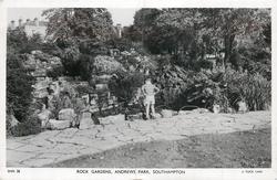 ROCK GARDENS, ANDREWS PARK