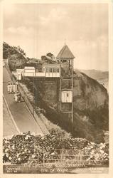 SHANKLIN LIFT, CLIFF ROAD