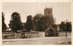 CHELLASTON  CHURCH