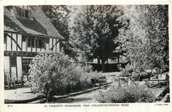 LE TALBOOTH ROADHOUSE, MAIN COLCHESTER-IPSWICH ROAD