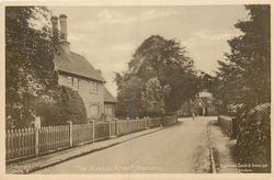 """""""THE STANTON ARMS""""  distant view"""