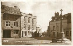 THE OLD MARKET CROSS