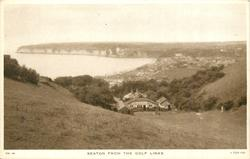 SEATON FROM THE GOLF LINKS