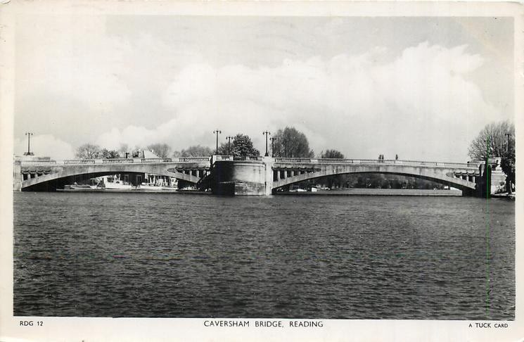 CAVERSHAM BRIDGE
