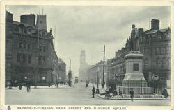 DUKE STREET AND RAMSDEN SQUARE