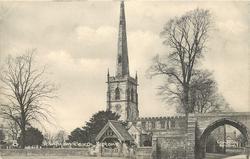 ST. WYSTAN'S CHURCH