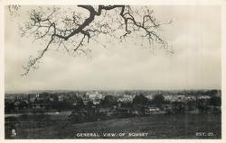 GENERAL VIEW OF ROMSEY