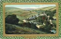 GENERAL VIEW, LAXEY