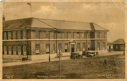 PEMBREY SCHOOL CAMP