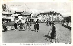 THE PROMENADE AND GRAND PAVILION