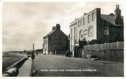 PARKGATE FROM SEA