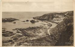 SHORE AND MANX COTTAGE, NIARBYL, I.O.M.