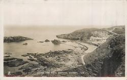SHORE AND MANX COTTAGE, NIARBYL  I.O.M.