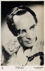 "CONRAD VEIDT IN ""JEW SUSS"""