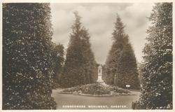 COMBERMERE MONUMENT