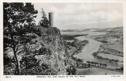 KINNOULL HILL AND VALLEY OF THE TAY