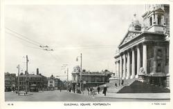 GUILDHALL SQUARE